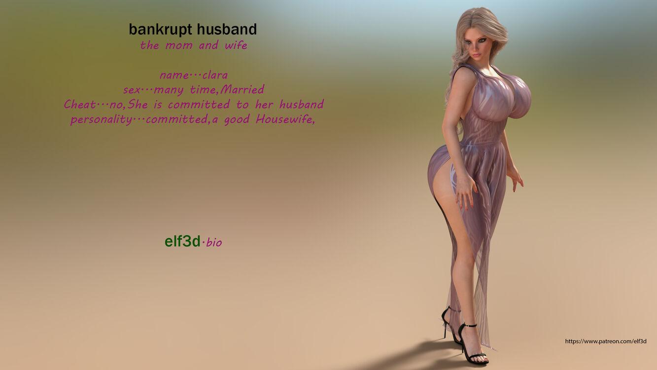 clara from bankrupt husband