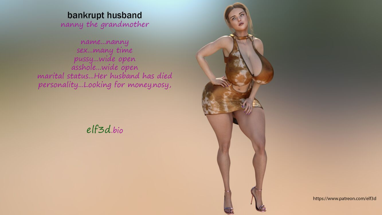 nanny from bankrupt husband