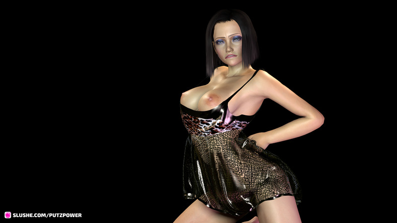 "NEW ""Naughty Nighty"" Clothing for VAM  - Patreon & Free"