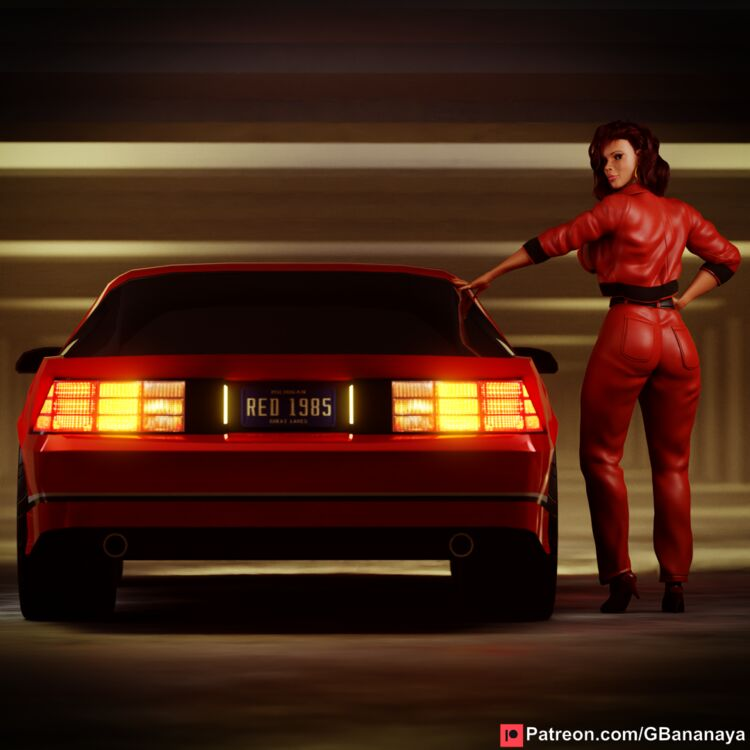Red 1985