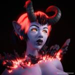 Monster Momoko - Halloween Portrait