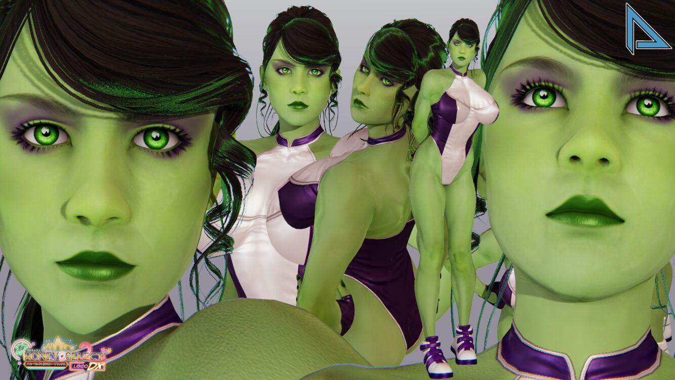 PATHOS - She Hulk - Realistic
