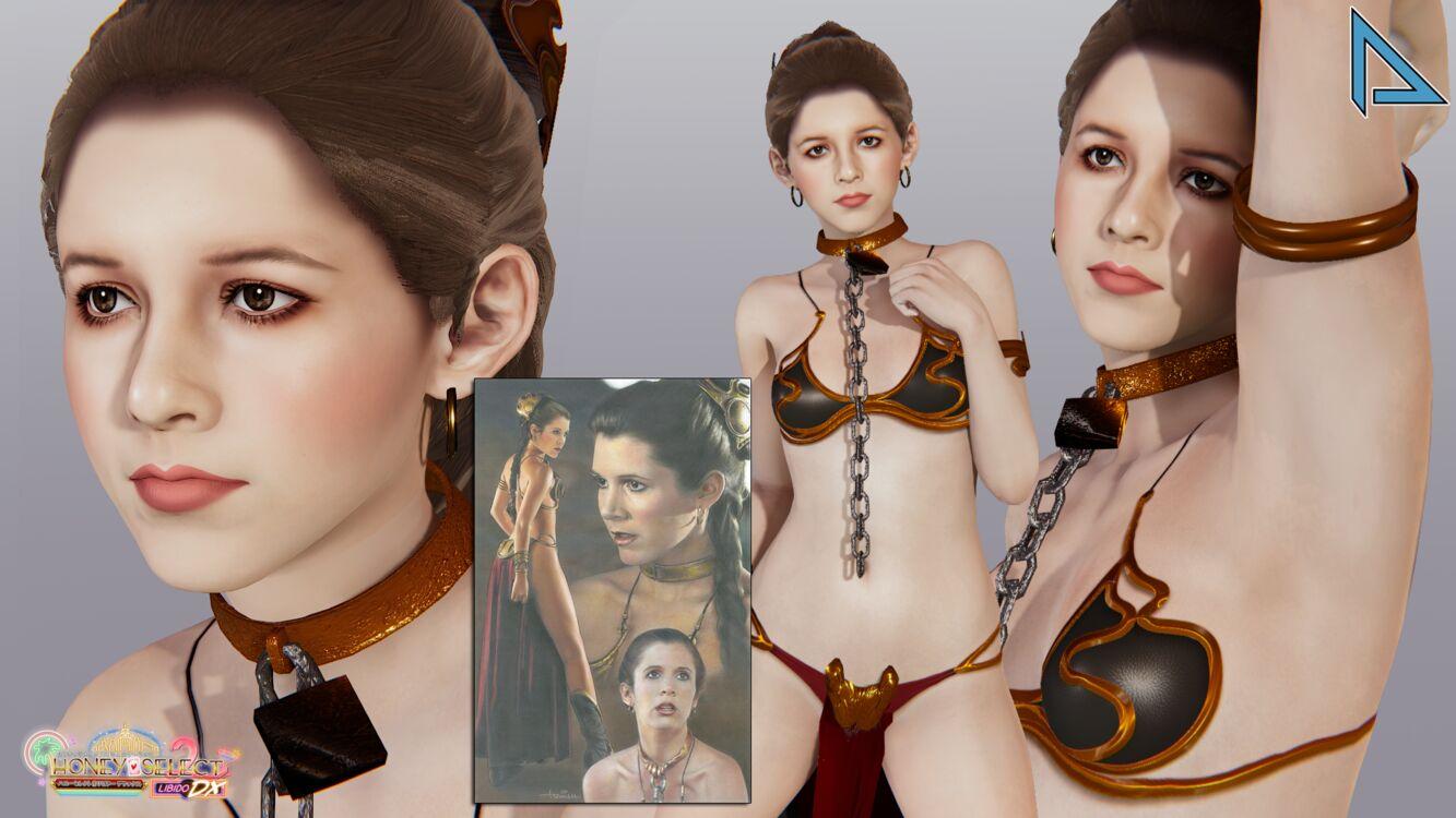 PATHOS - Slave Leia