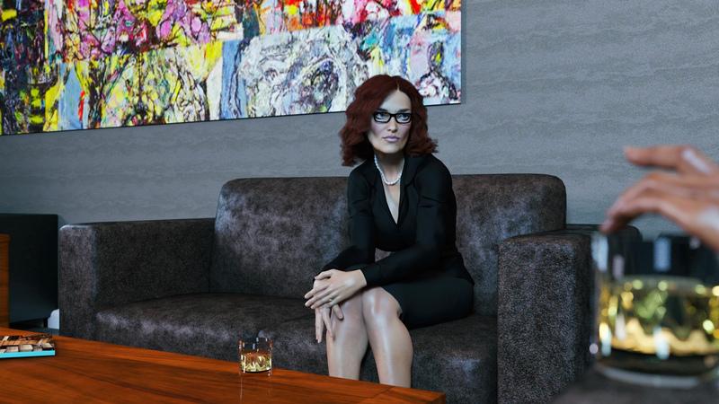Joyce - Lady Boss