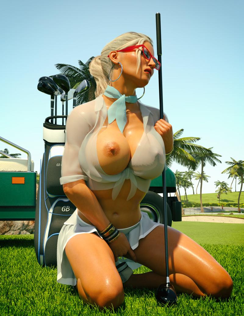 Estelle - GolfSession