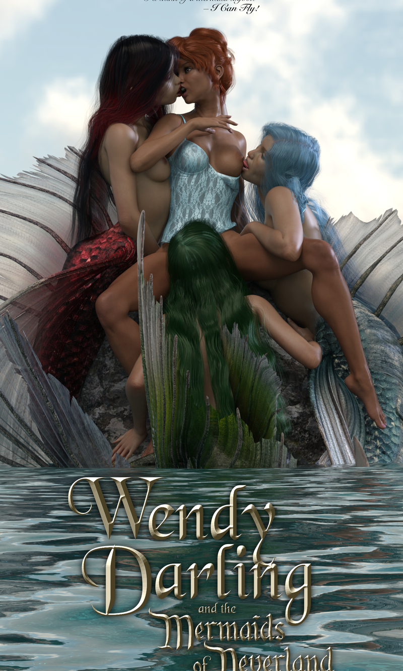 Wendy Darling and the Mermaids of Neverland