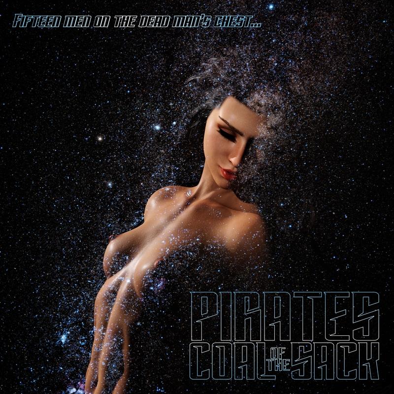 Pirates of the Coal Sack #1