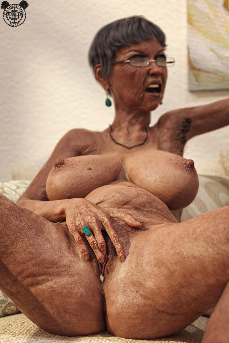 Nice old lady next door [1]