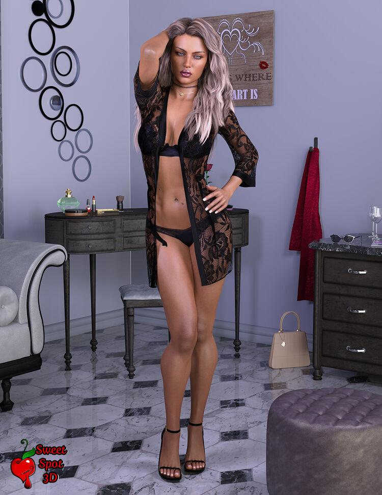 Tristana In The Diva Room