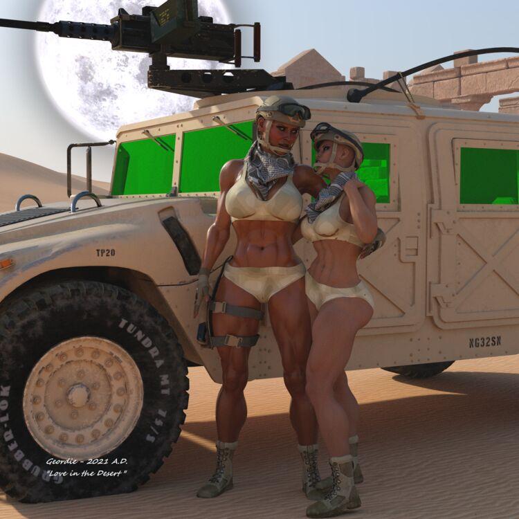 Love in the Desert 1A