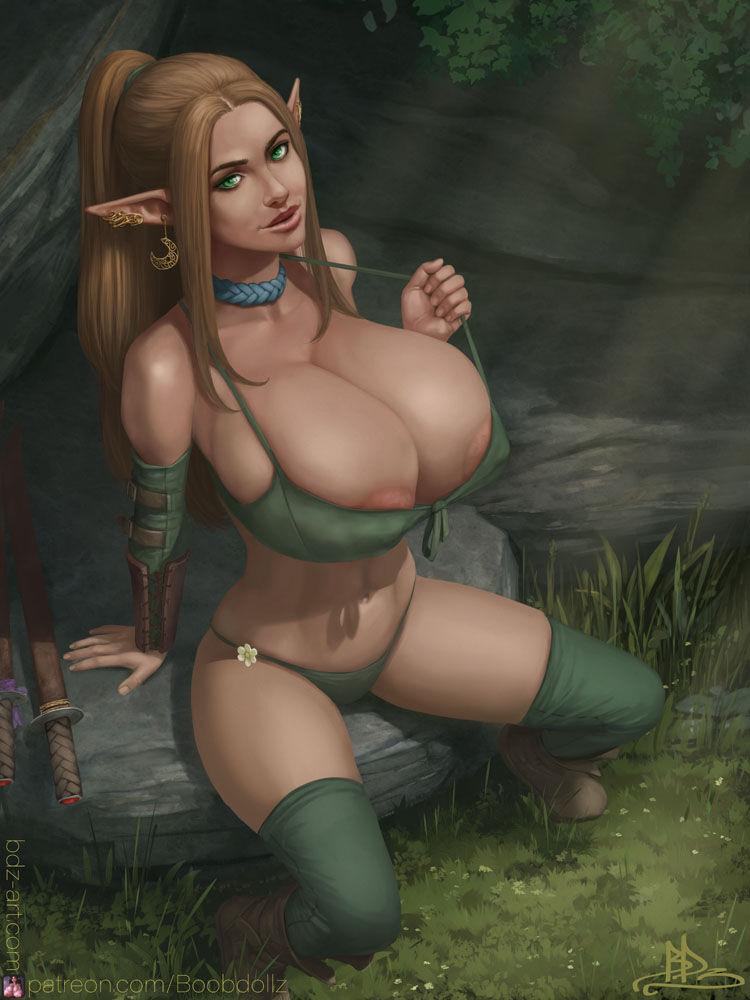 Wood Elf TESO