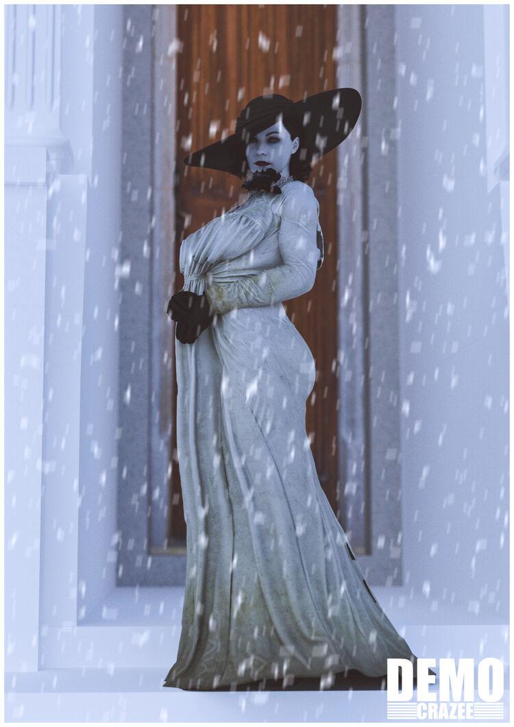 Lady Dimitrescu SET 1