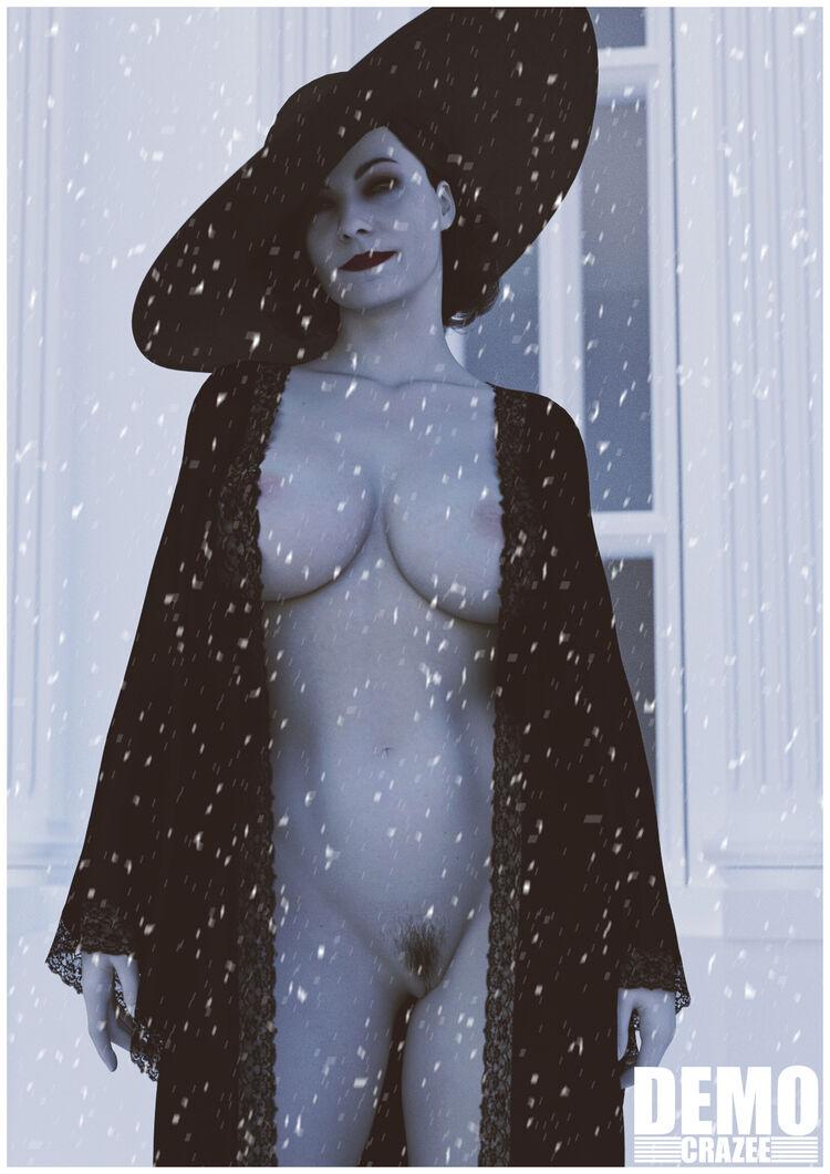 Lady Dimitrescu SET 2
