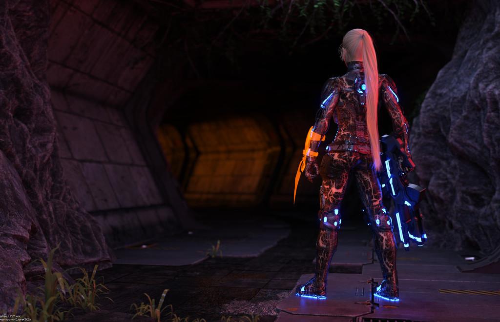Irisa, Mass Effect Cosplay
