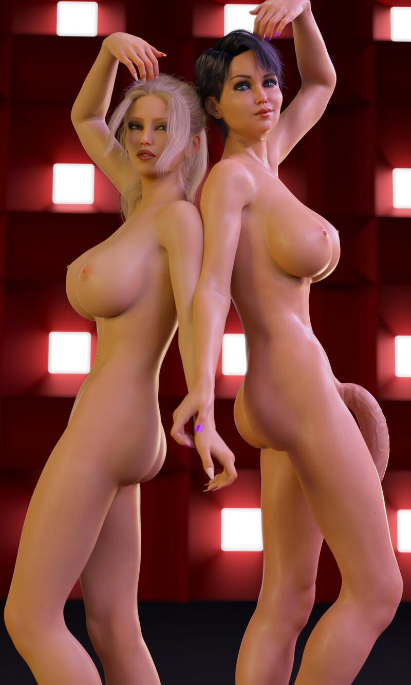 Amalia & Clare