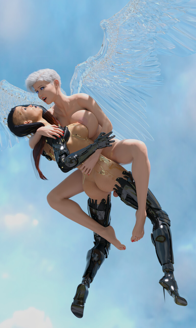 Clare & Hilda, Ride of The Valkyrie