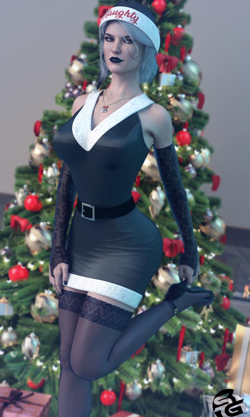 Ciri Christmas