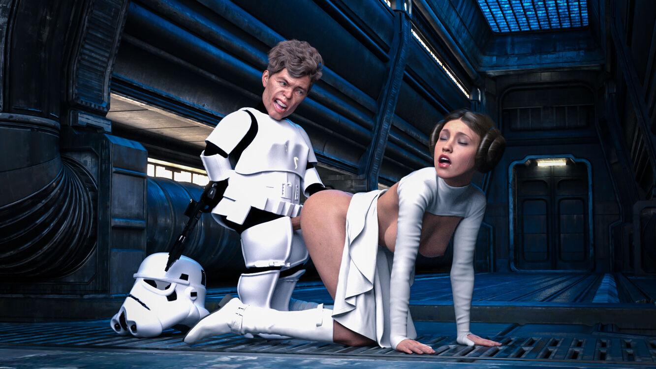 aren't you a little short for a stormtrooper ?