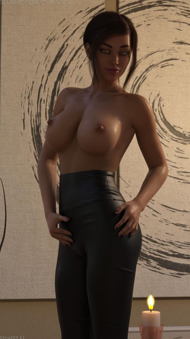 Vicky - Leather