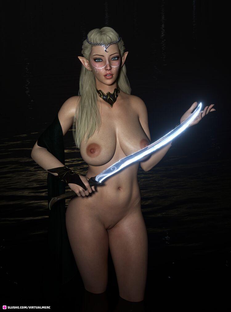 Aurora - Crystal Blade