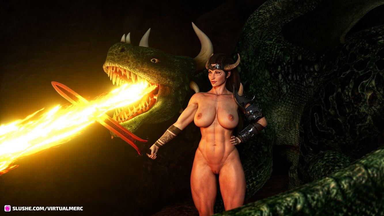 Dragon Queen - Fire