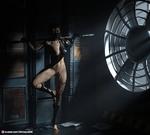 Ronina - Cybermonk