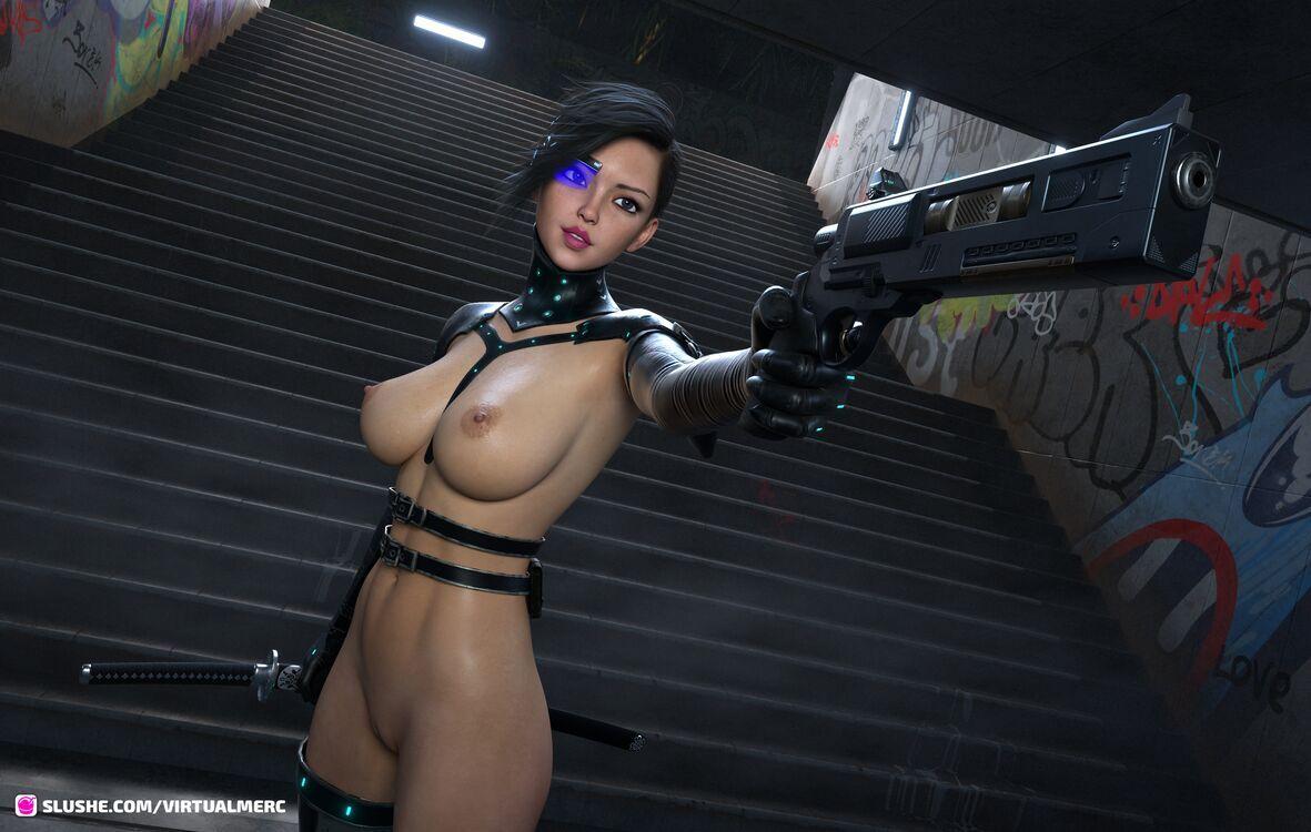 Cyberhunter - Hunt