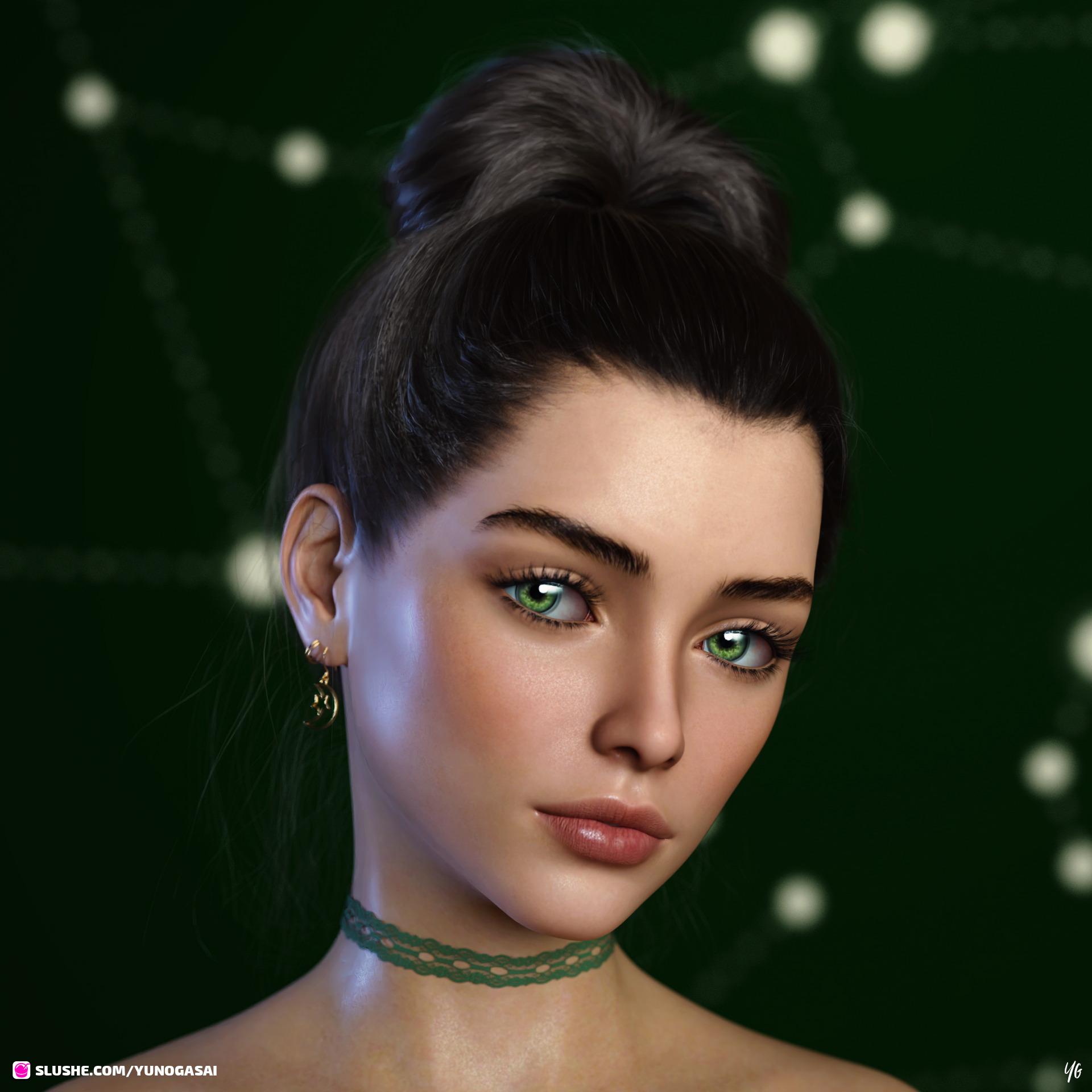Portia Portrait