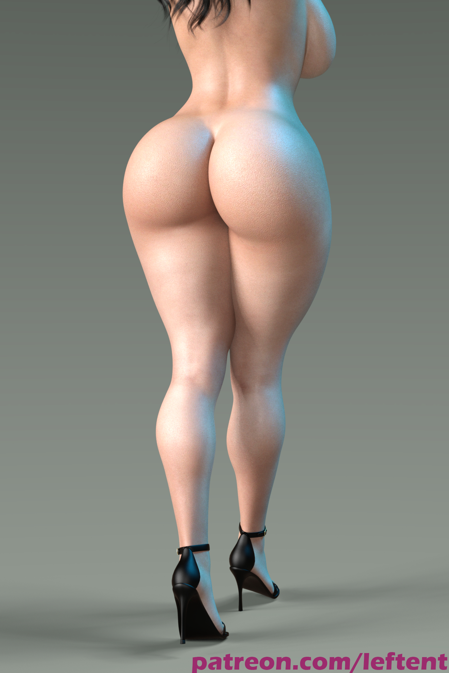 Scarlett IS SUCH A THICK GIRL !