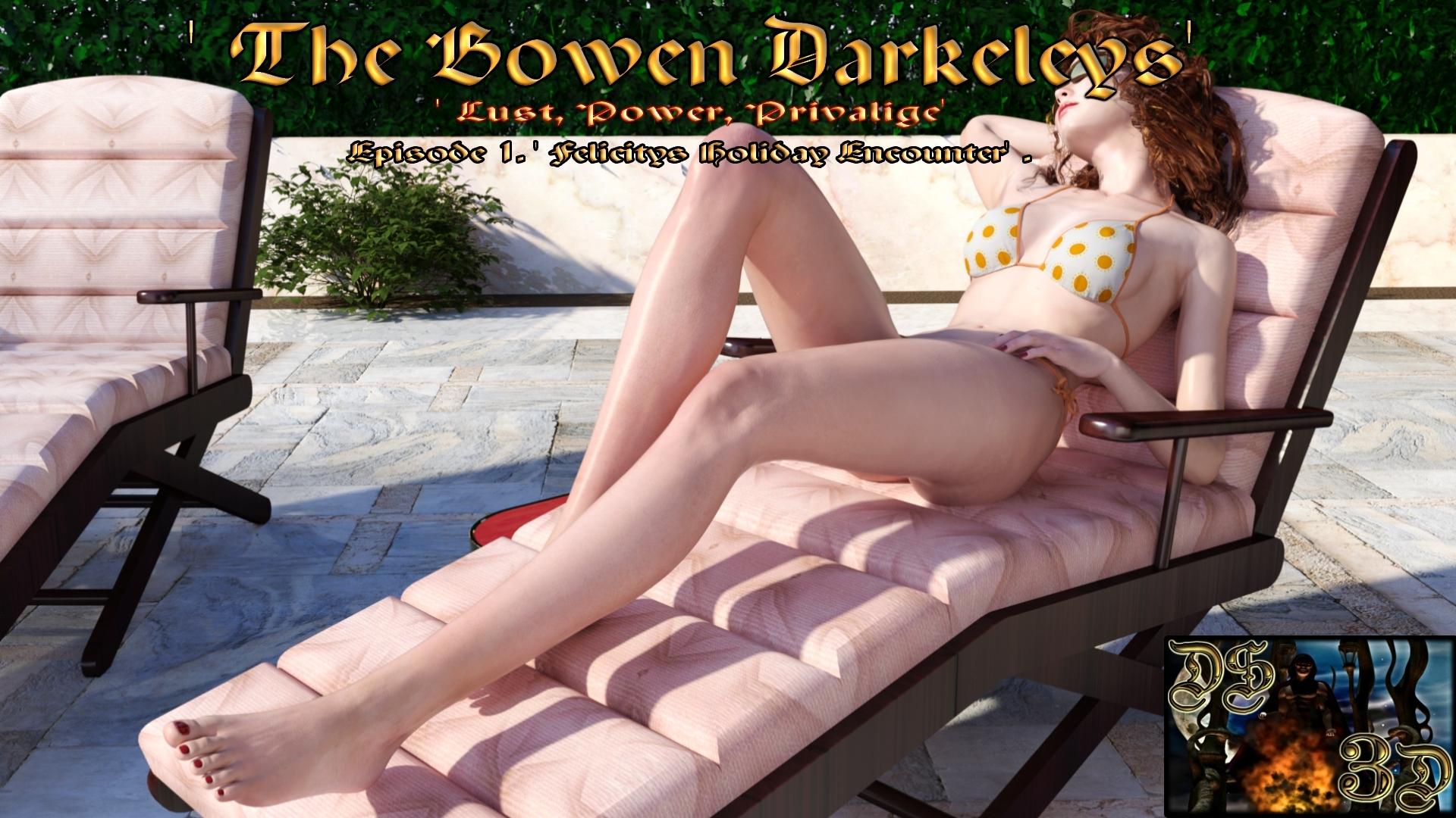 The Bowen-Darkeleys, Episode 1. Felicity's Holiday Encounter'.