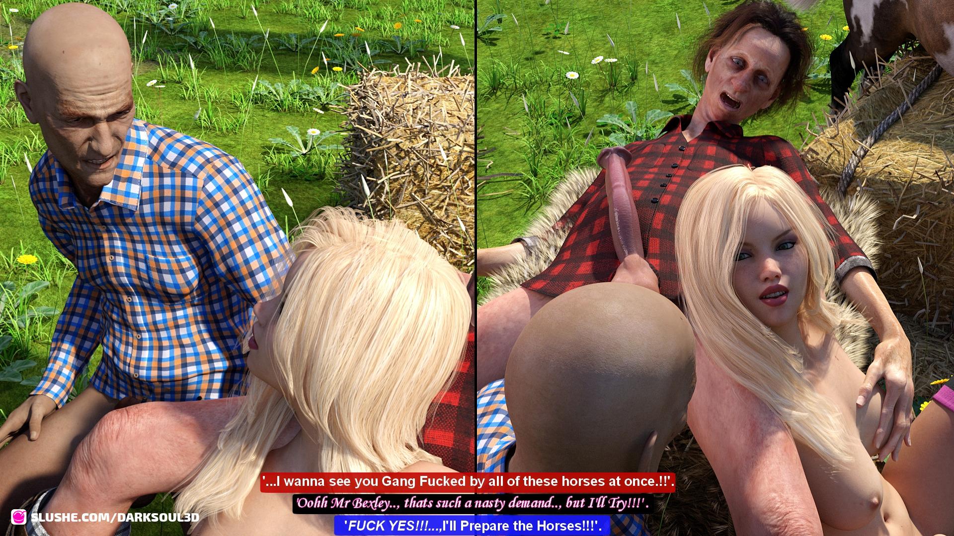 Rachaels Romps Episode 2. 'Farmer Jackson's Field'.