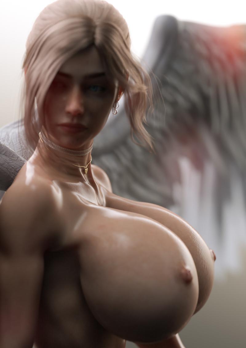 Angel Mia/ Nude