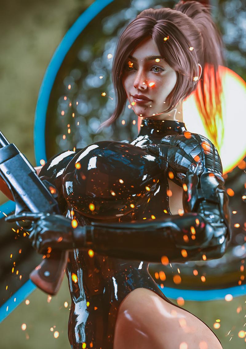 Cyber Mia