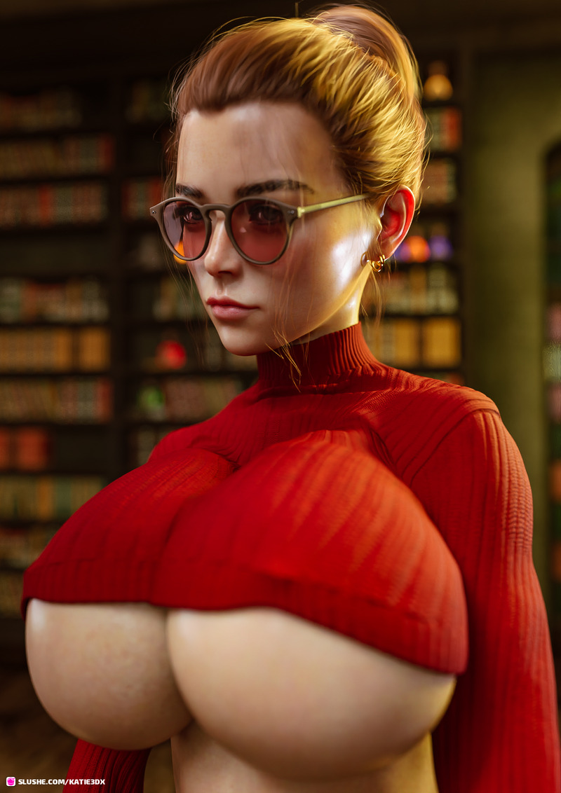 Odette Portrait
