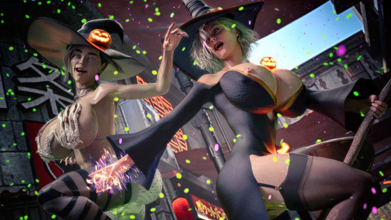 Happy Halloween  /|\( ;,;)/|\