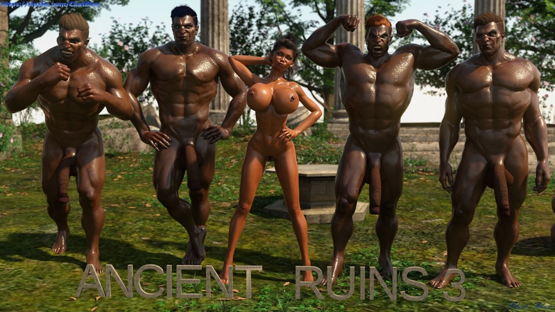 Preview Ancient Ruins Part3 - 51 pictures this saturday 07