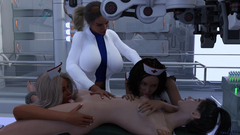 The Mutation Of Laura 01 - 05