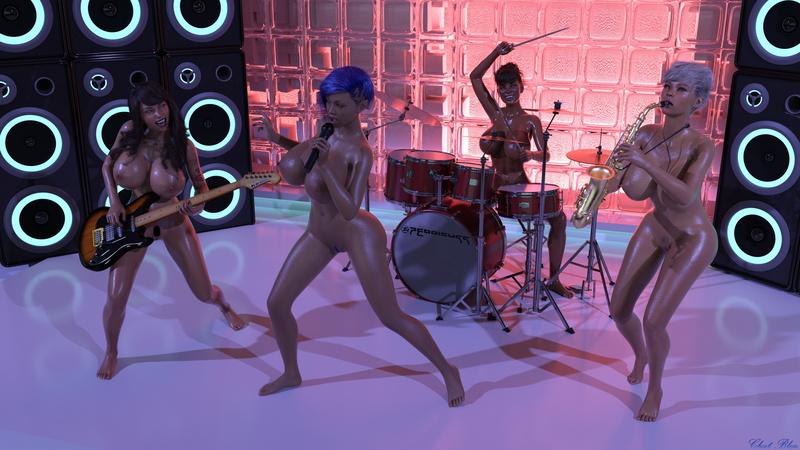 Rock Nude