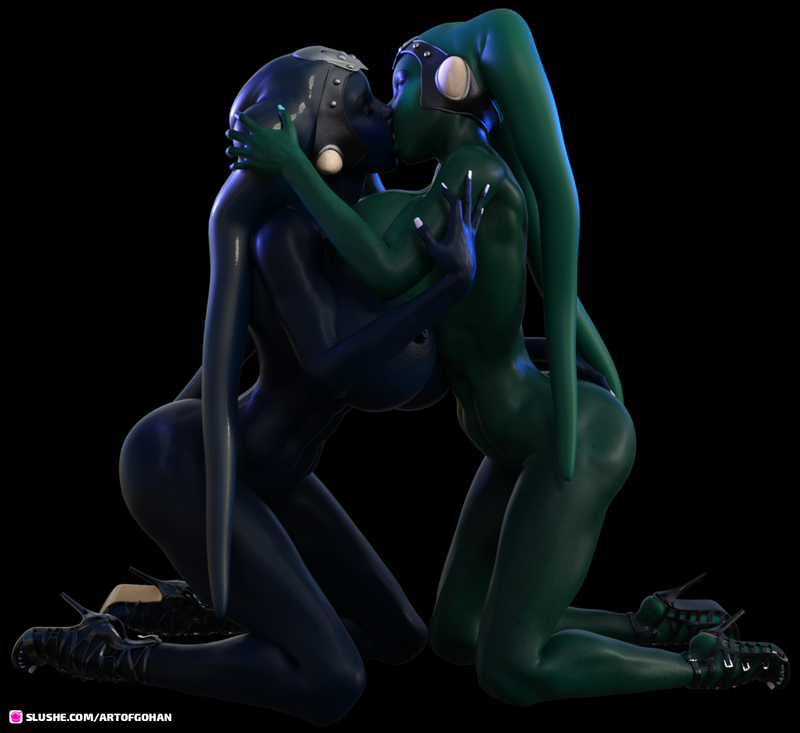 Twis and Asari, gotta love em.