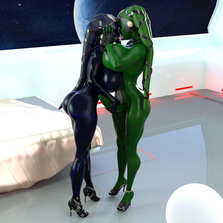 Alicia and Sirella