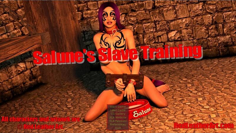 Salune's Slave Training Previews!