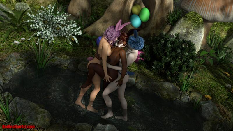 RLA Easter Bunnies