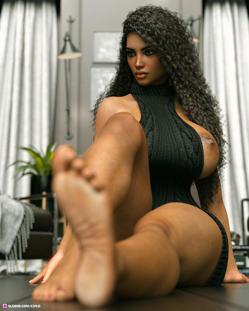 Sasha - Sweet Feet