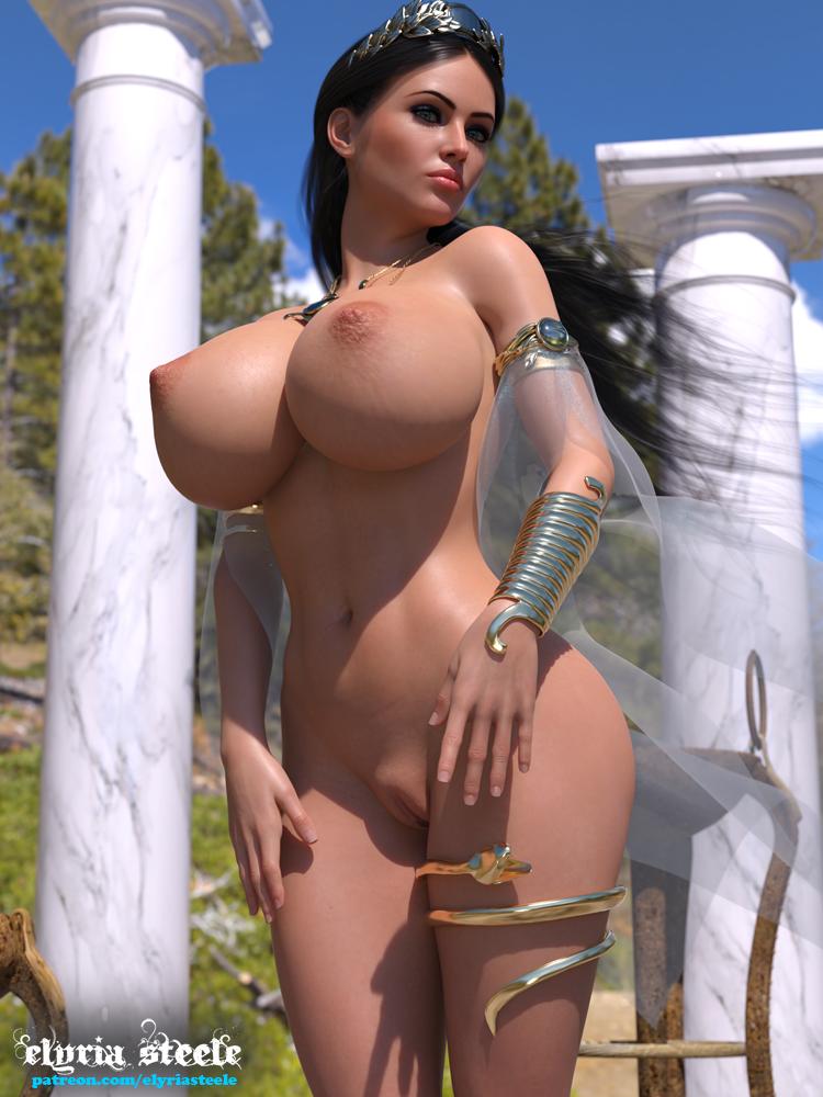 Goddess Hera (female)