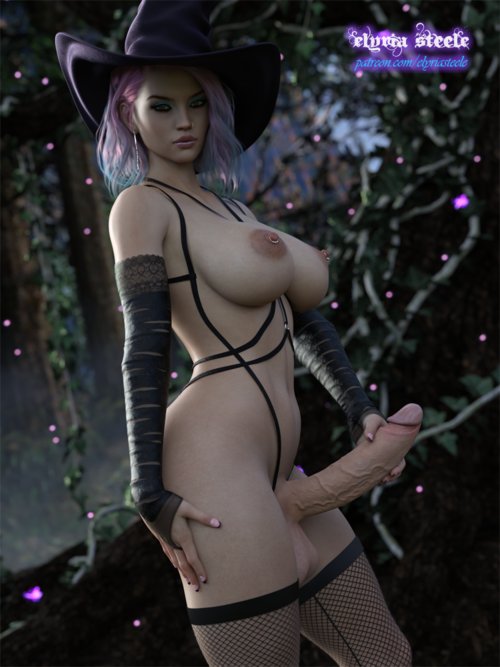 Myleena the Witch