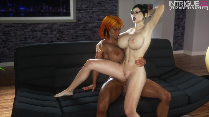 Elizabeth & Rylee