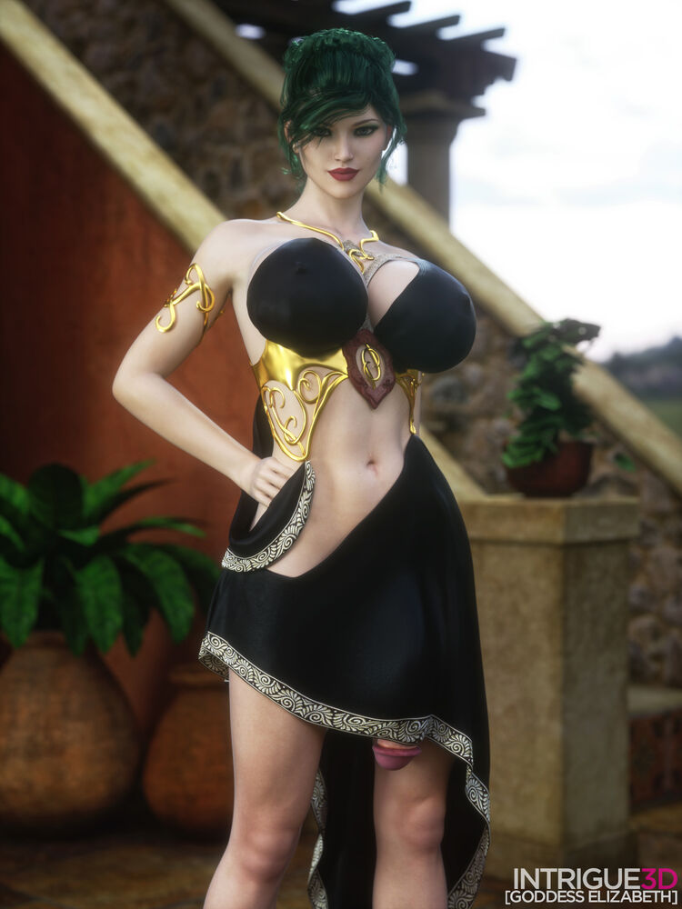Goddess Elizabeth