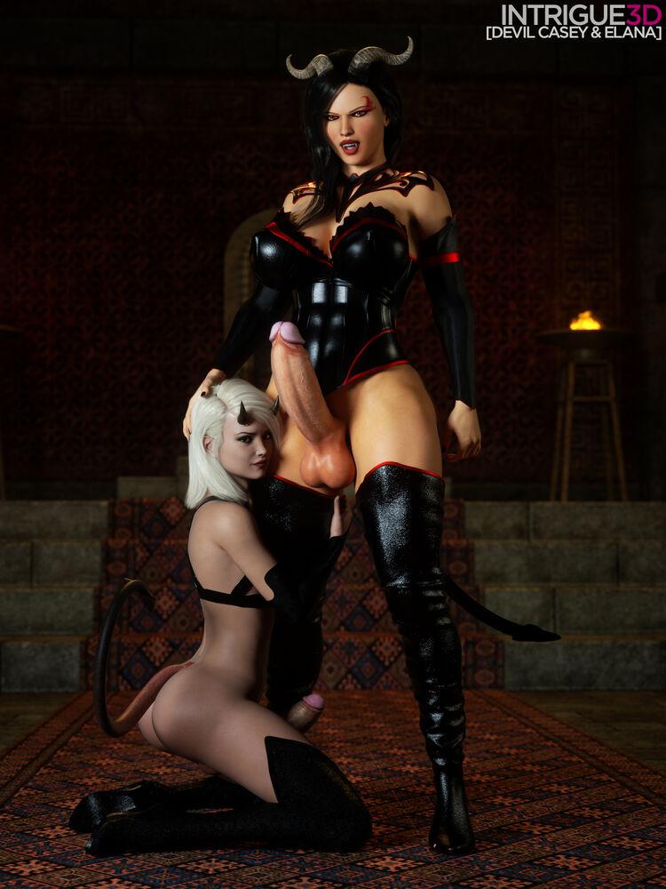 Devil Casey & Elana