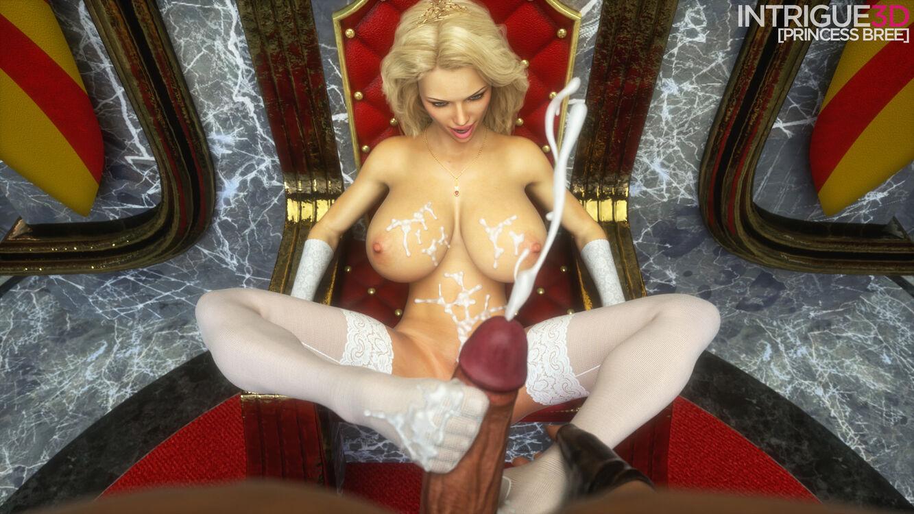 Princess Bree Meets The Pumpkin King