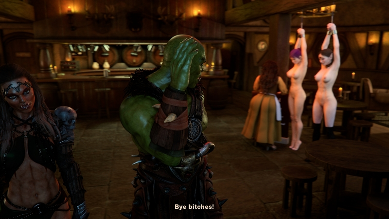 Orc Owned (Affect3D Exclusive)